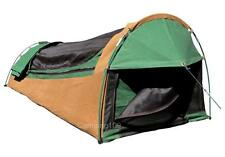 Jolly Shiralee Dome Camping Swag TearCheck Canvas Top-Loading 5 Stars - 2 sizes