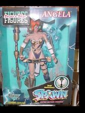 SPAWN SUPERSIZE FIGURES ANGELA ULTRA ACTION FIGURE NEW McFARLANE TOYS