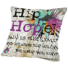 Americanflat Hip Hop Hope Sky Is The Limit Throw Pillow