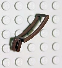 NEW Lego - Castle Figure Accessory - Dark Brown Scabbard - Gear Sword Holder