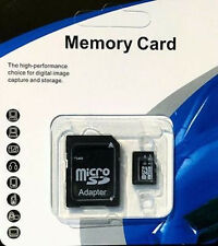 512GB 128GB 64GB 32GB Micro SD SDHC TF Flash Memory Card Class10 C10 SD Adapter