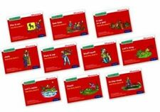 Read Write Inc Phonics: Red Ditty Books Mixed Pack of 10 by Gill Munton Paperbac