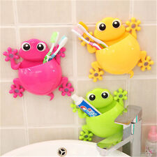 New Ladybird /Gecko Sucker Toothbrush Wall Suction Bathroom Toothbrush Holders