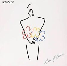 Man of Colours (yellow Vinyl) - Icehouse New & Sealed LP Free Shipping