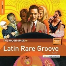 Rough Guide to Latin Rare Groove 1 - Various Artist New & Sealed LP Free Shippin
