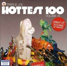 Vol. 15-triple J Hottest 100 - Triple J Hottest 100 CD-JEWEL CASE