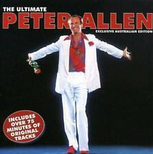 Ultimate Peter Allen - Allen,Peter New & Sealed CD-JEWEL CASE Free Shipping