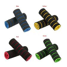 10 Pcs Soft Anti-slip Handlebar Grips Bike Bicycle Sponge Handlebar Grips T7E5