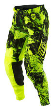 NEW 2017 TROY LEE DESIGNS TLD MOTO DIRT SE GRAVITY PANTS YELLOW ALL SIZES