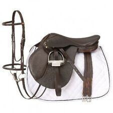 CLOSE CONTACT Saddle Package..Padded Flap Regular Size Tree ~ EquiRoyal Regency
