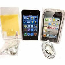 Apple iPod Touch 4th Generation MP3 Player 8GB-16GB-32GB-64GB   [Black & White]