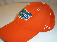 Florida Gators Men's NCAA Hat Cap New Era Concealer Orange Fitted (6 3/4)