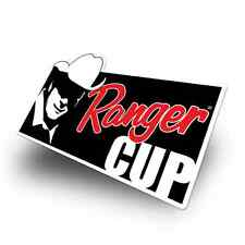Ranger Cup - Boat & Truck Vinyl Decal - Multiple Sizes - Decal Logo