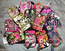 NWT Vera Bradley CARRY IT ALL WRISTLET  Compact Organization ~ HTF ~ Free Ship