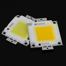 1pcs High Power White LED Lamp Light COB SMD Bulb Chips DIY 10W 20W 30W 50W 100W