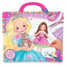 My Style Princess Studio Colouring Book by Depesche