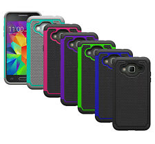 For Samsung Galaxy Sol Case Hybrid Shockproof Dual Layer Protective Phone Cover