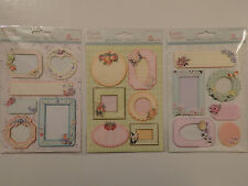 Flower Garden Layered Frames (Choose Lilac Blossoms,Classic Charm or May Flower)