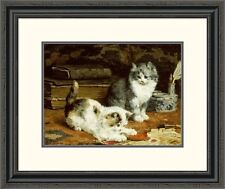 'Signed and Sealed' by Charles Van Den Eycken Framed Painting Print
