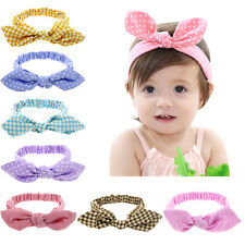 Kid Baby Girl Hair Accessories Toddler Bow Hairband Headband Hair Band Headwear