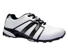 Niblick Mens Golf Shoes Vines White/Black NIBLICK