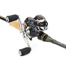 19BB Baitcasting Fishing Reel Centrifugal Right Left Hand Baitcaster Lure Tackle