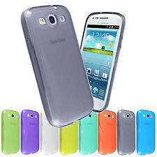 NEW TRANSPARENT CASE COVER FOR SAMSUNG GALAXY S3 i9300