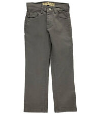 """Chams Little Boys' Toddler """"Stitched Lines"""" Straight Fit Jeans (Sizes 2T - 4T)"""