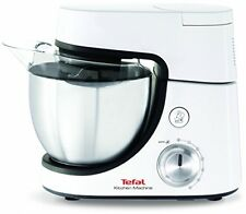 Tefal Kitchen Machine QB502140 Beater, Die Cast Dough Hook, Beater And Flex , L