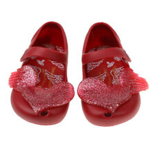 Cute Heart Toddler Girls Kids Sandals Casual Summer Beach Shoes Jelly Shoes