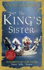 King's Sister by Anne OBrien Hardcover Book