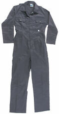 Castle 344 Navy Stud Front Overalls Boilersuit Coveralls