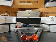 Mini Solar Evacuated Tube Oven , Lot of 10!