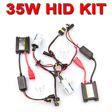 DC230 35W 5202/H16 H4-2 H13-2 Xenon HID Kit Headlight Conversion Slim Ballast
