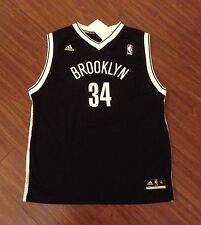 Paul Pierce Brooklyn Nets Youth Adidas Rev 30 Replica Jersey New With Tags