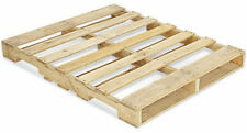 "Recycled Wood Pallets - 48"" x 40"" 4-Way Pallet - FREE SHIPPING"