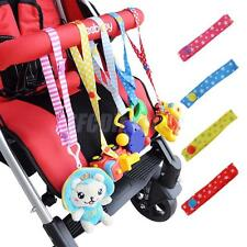Fixed Toys Rope No Drop Baby Bottle Cup Toys Holder Hanger Strap for Stroller