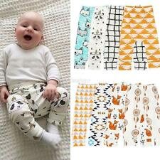 Unique Toddler Baby Boy Girl Bottoms Pants Harem Pants Casual Leggings Trousers