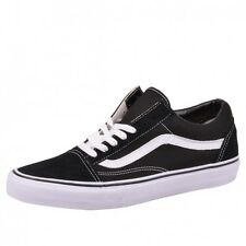 Vans Old Skool Sneaker Black/White Black Skater shoes Skate shoe VN-0D3HY28