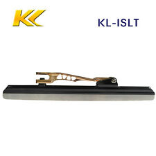 KL skate long track ice skate blade, clap skate ice blade 15.5 to 17.5inch 62HRC