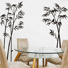 New Bamboo Wall Mural Home Art Decals Vinyl Stickers Removable DIY Room Decor