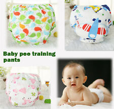 Washable Leakproof Adjustable New Diaper Cloth Diaper Baby Reusable Hot Nappy