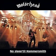 No Sleep 'til Hammersmith - Motorhead LP