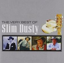 Very Best of Slim Dusty - Dusty,Slim New & Sealed CD-JEWEL CASE Free Shipping