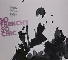 So Frenchy So Chic 2009 - So Frenchy So Chic CD-JEWEL CASE