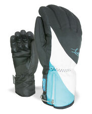 Level Glove Ski Gloves gloves Mercury blau Gore-Tex