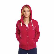 Just Togs Ladies Oslo Insulated Hoody Full Zip Horse Riding Top Robinsons New