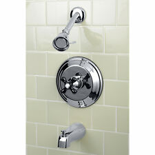 Kingston Brass Duchess Tub and Shower Faucet