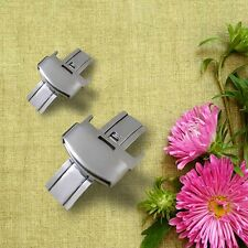 1x Deployment Butterfly Clasp WATCH Buckle Belt for Leather Watch 10mm-22mm Band