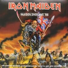 Maiden England: Live - Iron Maiden LP